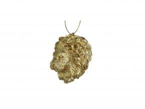 vanocni-ozdoba-zlaty-lev