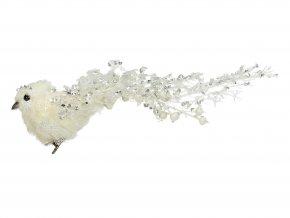 vanocni-ozdoba-ptacek-bily-23cm
