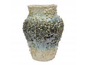 vaza-perletova-modro-bezova-42-cm