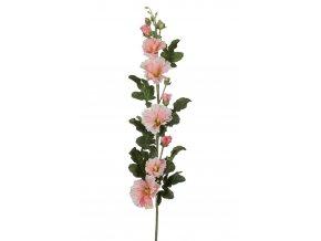umela-kvetina-slezova-ruze-ruzova