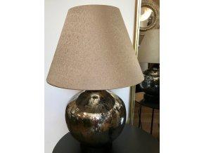 lampa-stolni-sklenena-noha-antik-se-zlatym-stinidlem
