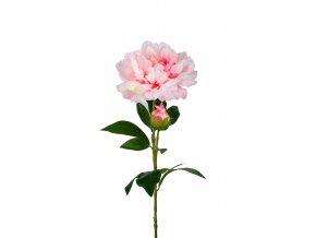 umela-kvetina-pivonka-svetle-ruzova-65cm