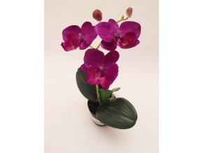umela-rostlina-orchidea-mini-fialova-23cm