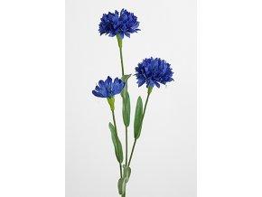 umela-kvetina-chrpa-modra-3-kvety