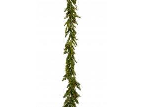 umela-dekorace-girlanda-smrcek-se-siskami-180cm
