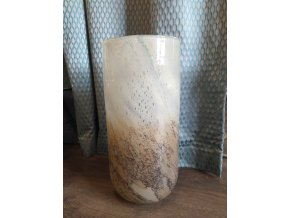 vaza-kaja-sklenena-vysoka-mramorova-42cm