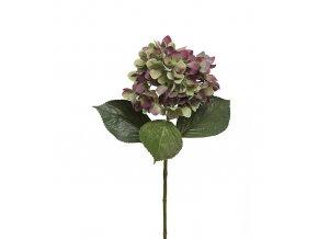 umela-kvetina-hortenzie-zeleno-fialova-65cm