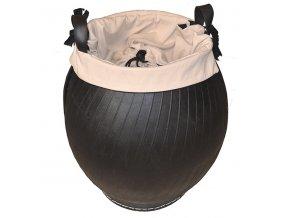 Látkový vak do koše z recyklovaných pneu