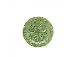 Talíř velký Bordallo zelený