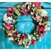 Umělá dekorace - Věneček letní louka