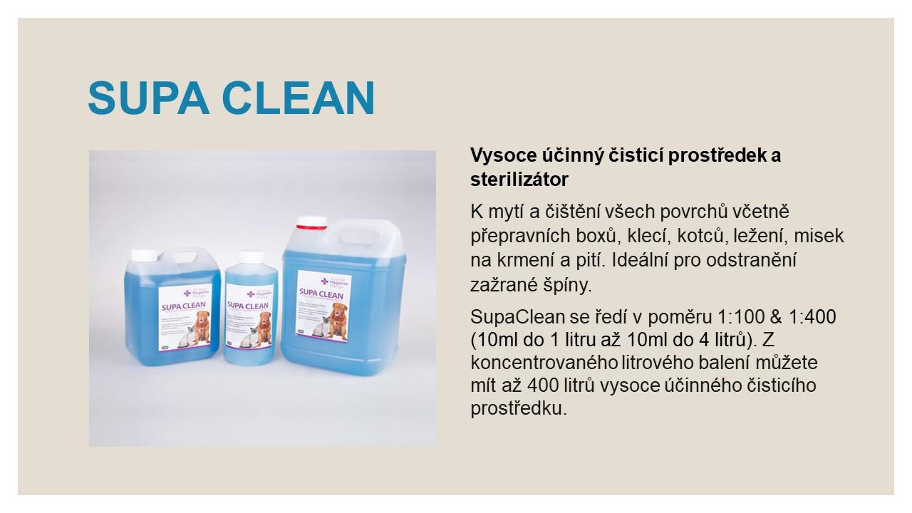 Supa-clean