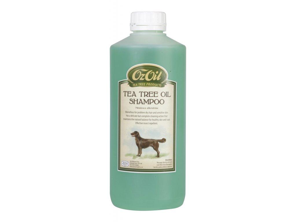 Tea Tree Shampoo 1 lt