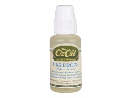 Tea Tree Ear Drops
