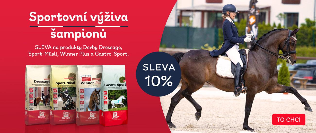 Derby Sport -10 %