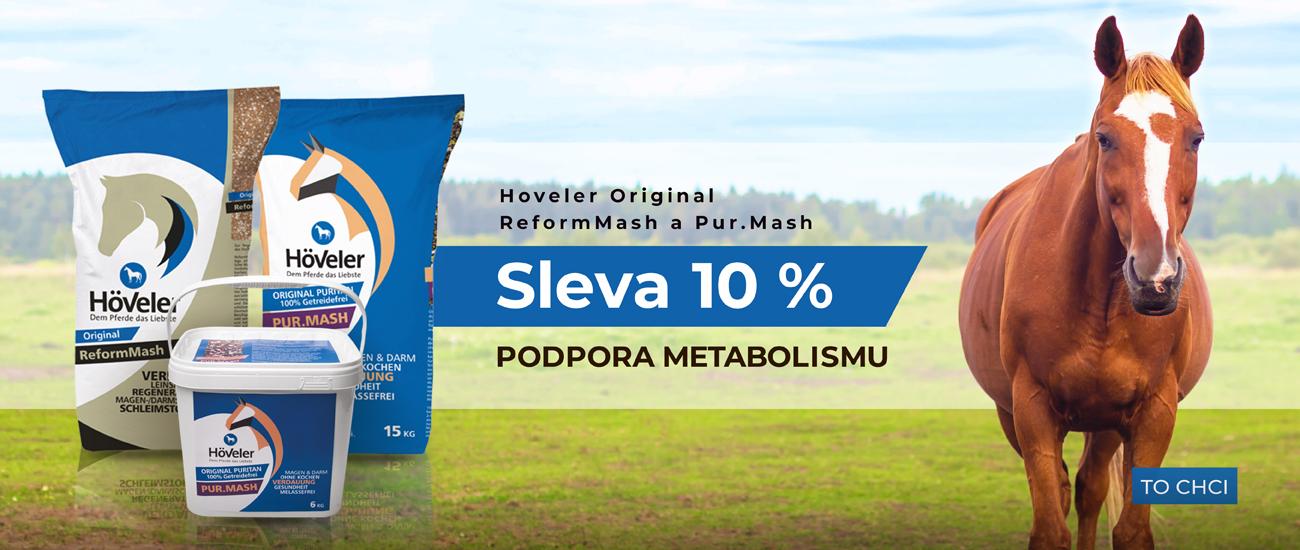 Mash Hoeveler -10 %