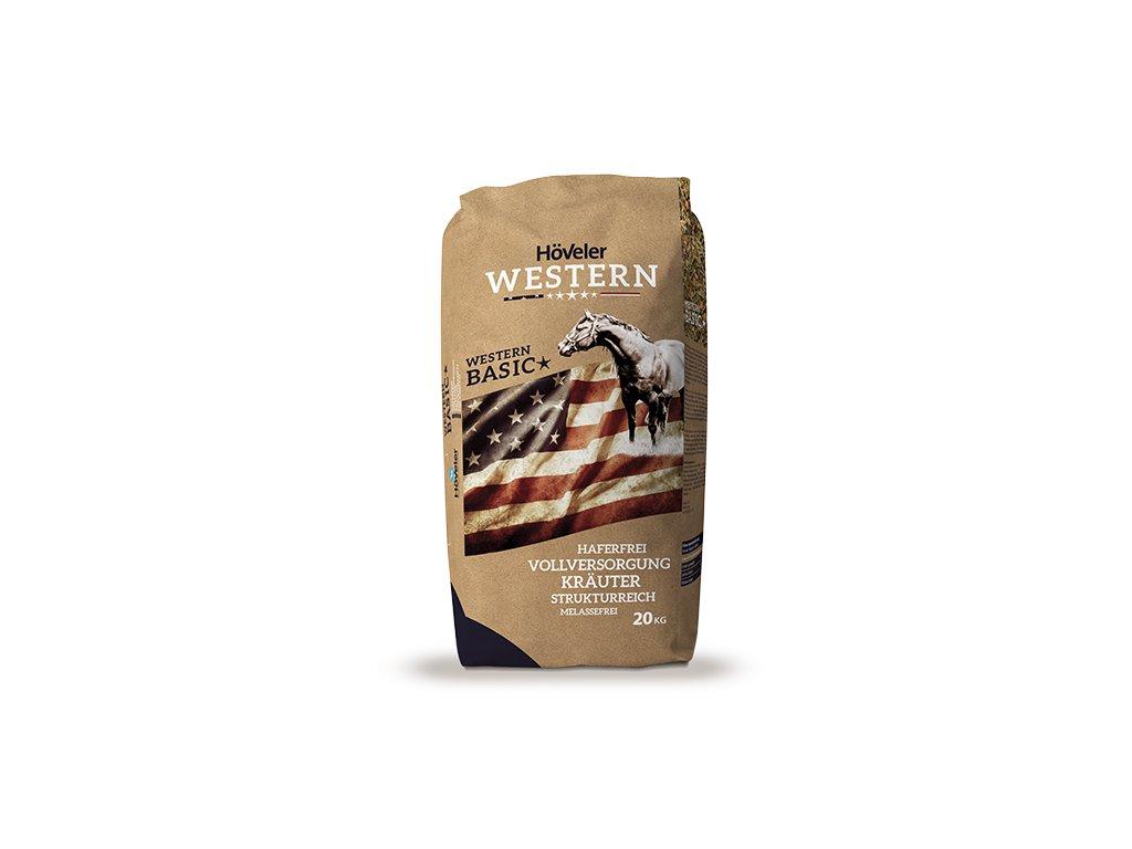 Western Basic, 20 kg (Höveler)  nízký obsah energie