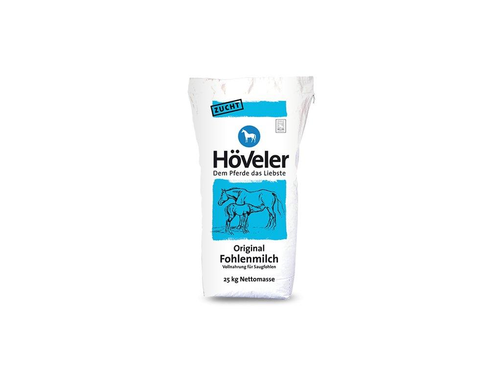 Fohlen milch, 25 kg (Höveler)  náhradní mléko pro hříbě