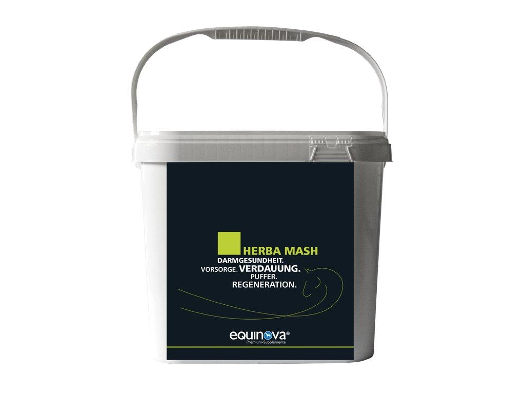 Herba Mash 5 kg (Equinova)  optimalizace trávicích problémů u koní