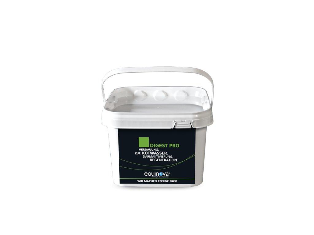 Digest Pro - prášek 1 kg (Equinova)  prémiový doplněk na podpora trávení u koní