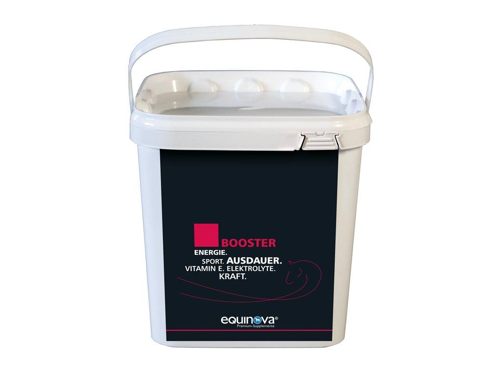 Booster - směs 2,5 kg (Equinova)  zdroj energie pro koně