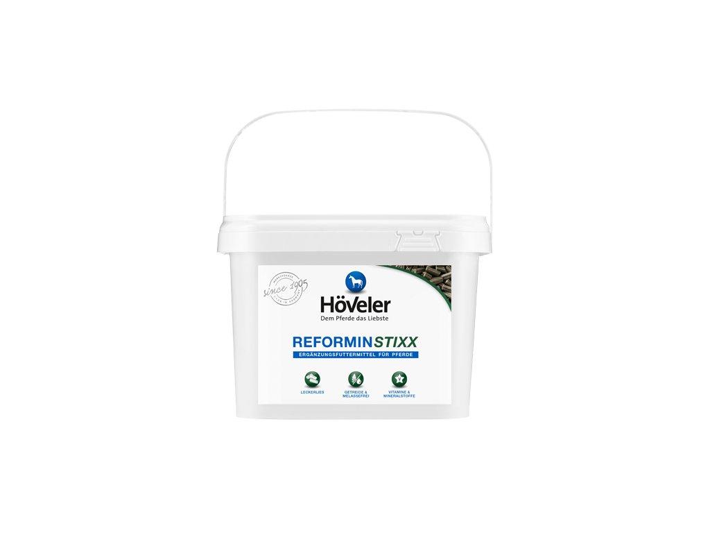 Reformin Stixx - pamlsky 2,5 kg (Höveler)  kombinace vitaminů, stopových prvků a minerálů