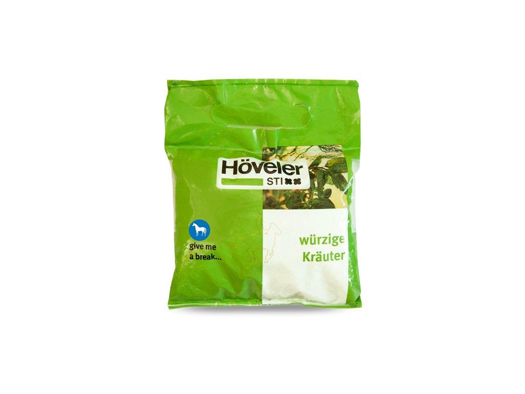 Pamlsky Höveler Stixx bylinky 1 kg
