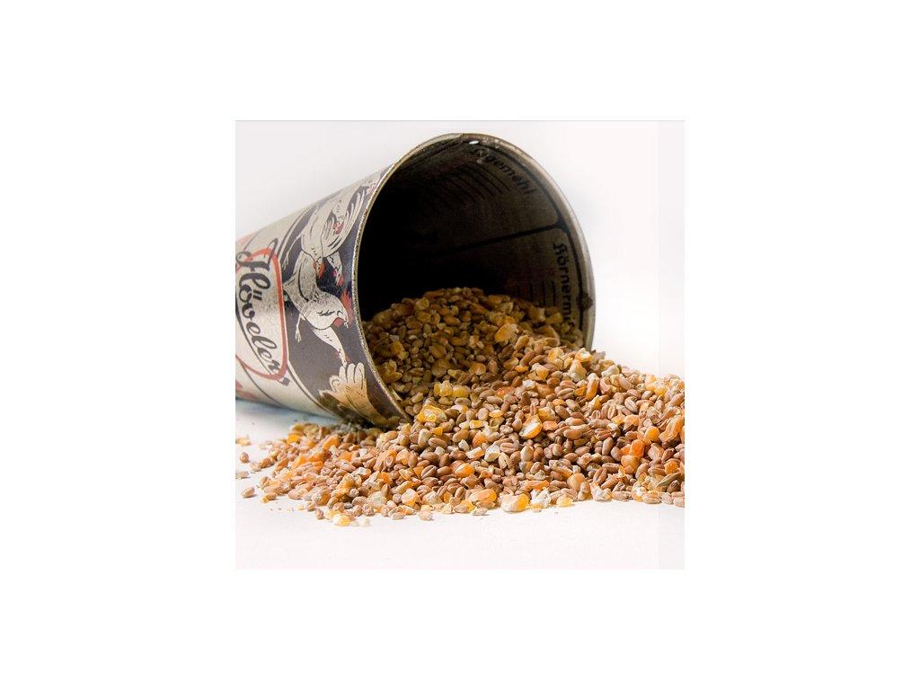 Pro drůbež - Körnerfutter, 25 kg  směs pro drůbež na podporu trávení