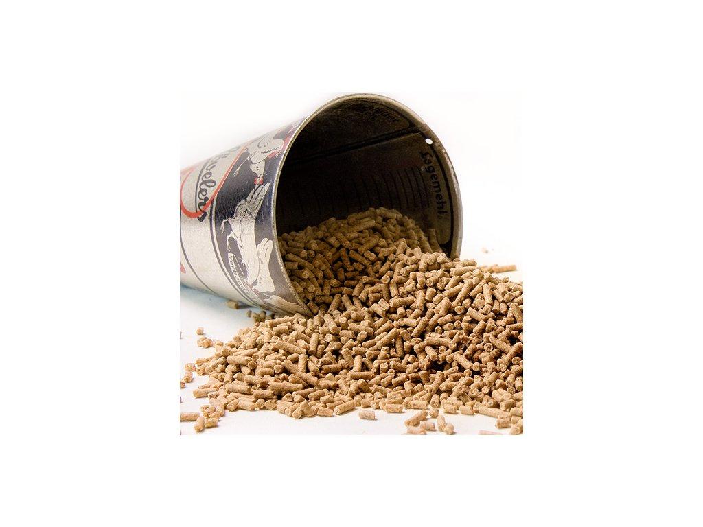 Legepellets, 25 kg (LandLeben)  granule - podpora snášky a v období rozmnožování