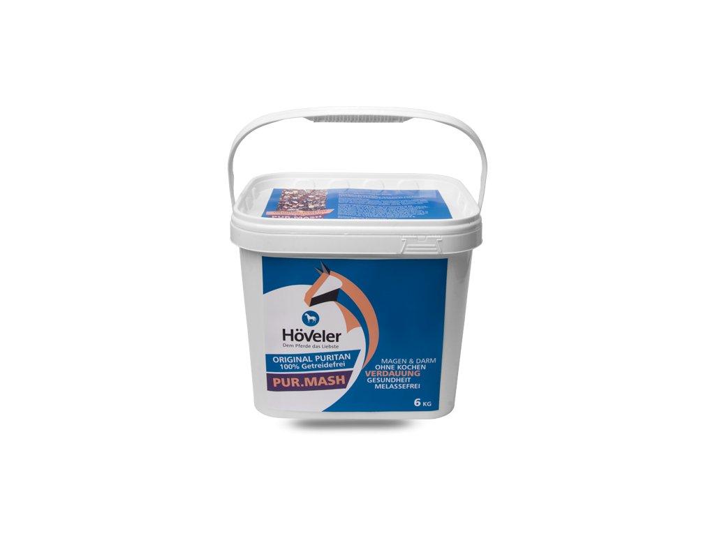 PUR Mash 6 kg - bezobilné  podpora žaludku a střev