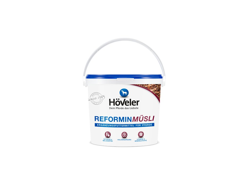 Reformin Müsli - 6 kg kbelík  komplex vitaminů a minerálů