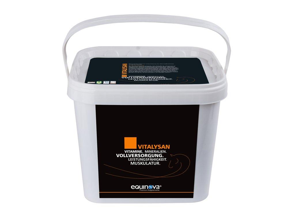 Vitalysan - prášek 10 kg (Equinova)  prémiový doplněk s vitaminy a minerálními látkami