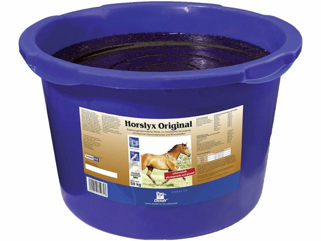 HORSLYX Original, 50 kg  základní minerální liz pro koně