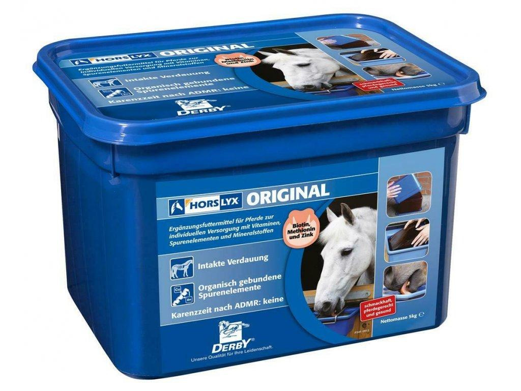 animalfeed cz horslyx original 5kg
