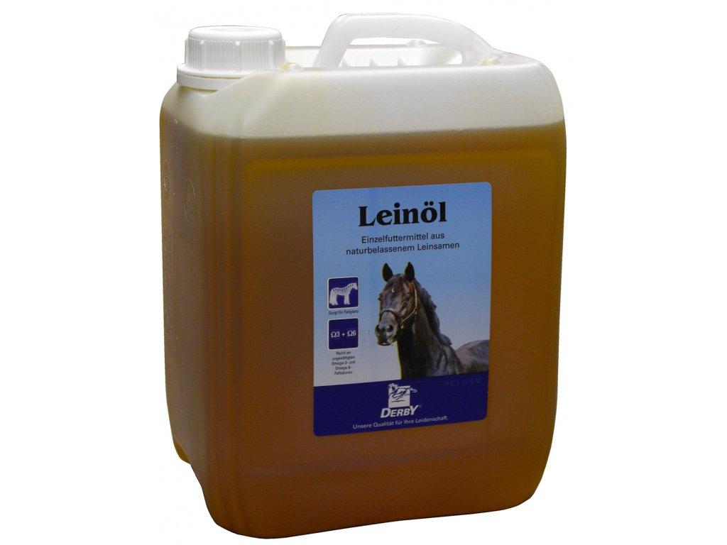DERBY Leinoil5Ltr web