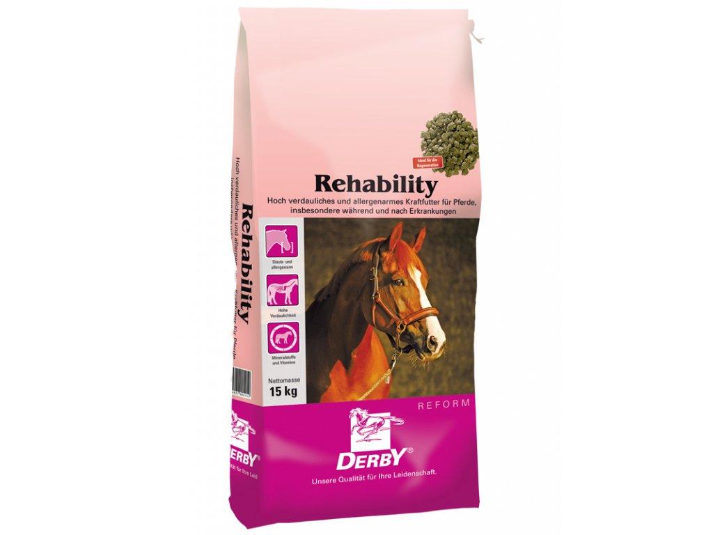 Produktbild DERBY Rehability 15 kg Sack