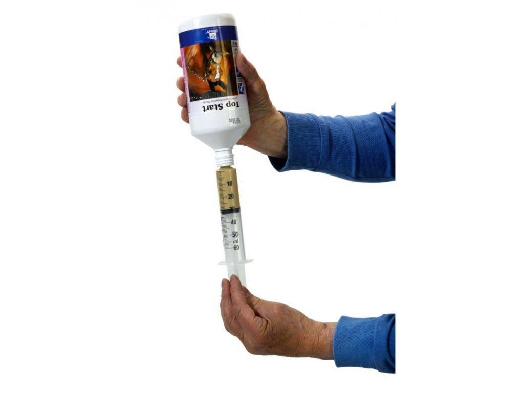 Topstart Flasche