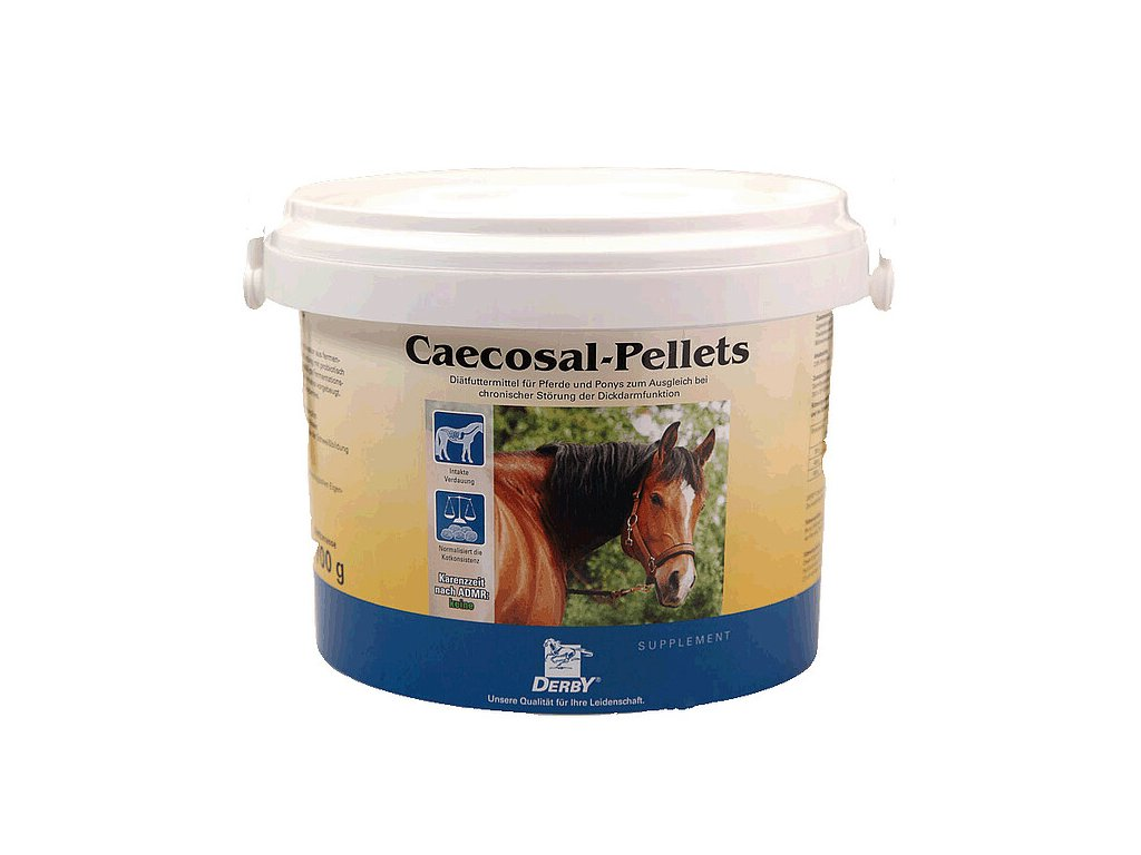 derby caecosal pellets 80285 50214368