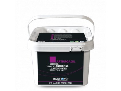 Arthroagil - prášek 1,5 kg (Equinova)  kloubní výživa pro koně
