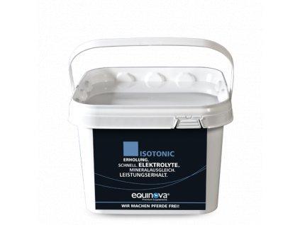 Isotonic - prášek 2 kg (Equinova)  doplnění elektrolytů u koní