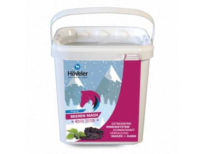 Beeren Mash, 5 kg (Höveler)  pro celkovou podporu trávicího traktu koně