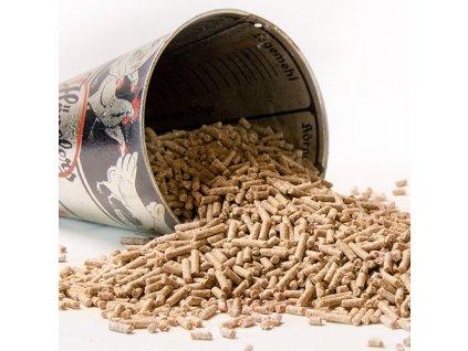 Pro drůbež - Aufzucht, 25 kg  granule pro drůbež od6.týdne