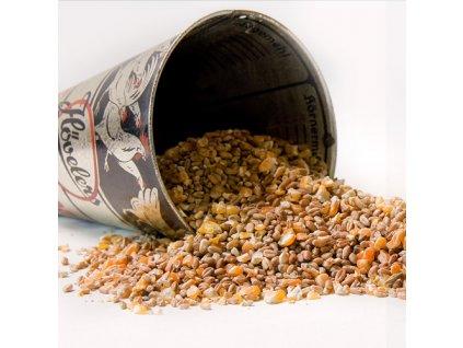 Körnerfutter, 25 kg (LandLeben)  směs pro drůbež na podporu trávení