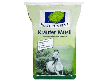 Nature´s Best Kräuter Müsli