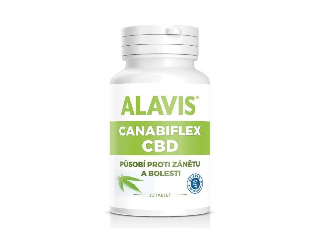 ALAVIS™ CanabiFlex CBD 30 tbl.