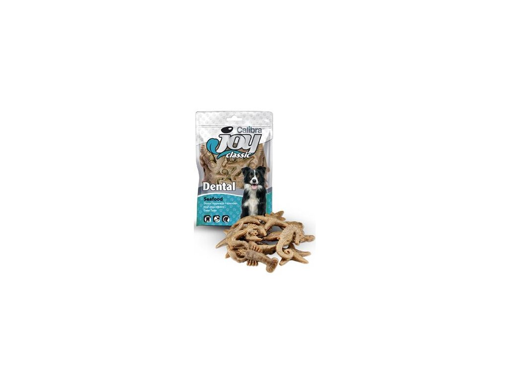 Calibra Joy Dog Classic Dental Sea Food 70g