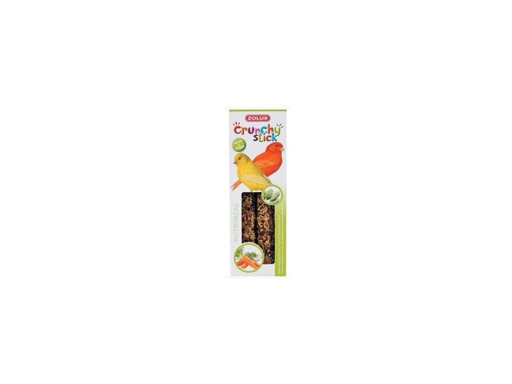 Crunchy Stick Canary Zrní/Mrkev 2ks
