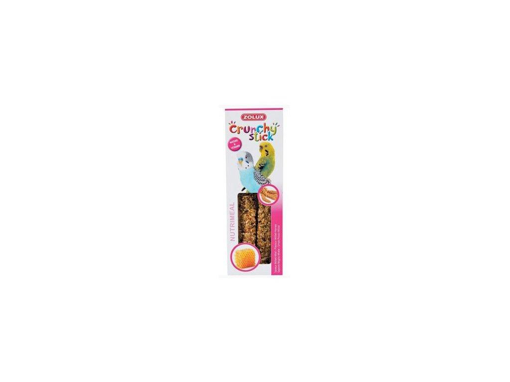 Crunchy Stick Parakeet Proso/Med 2ks Zolux