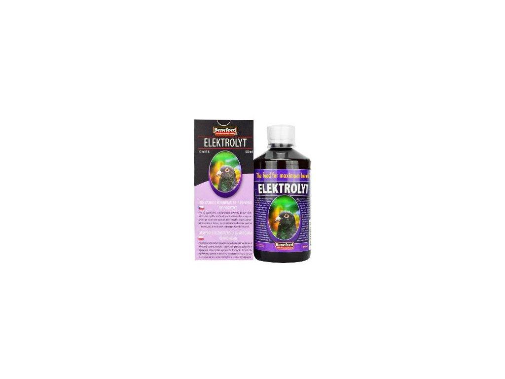 Elektrolyt H holubi 500ml