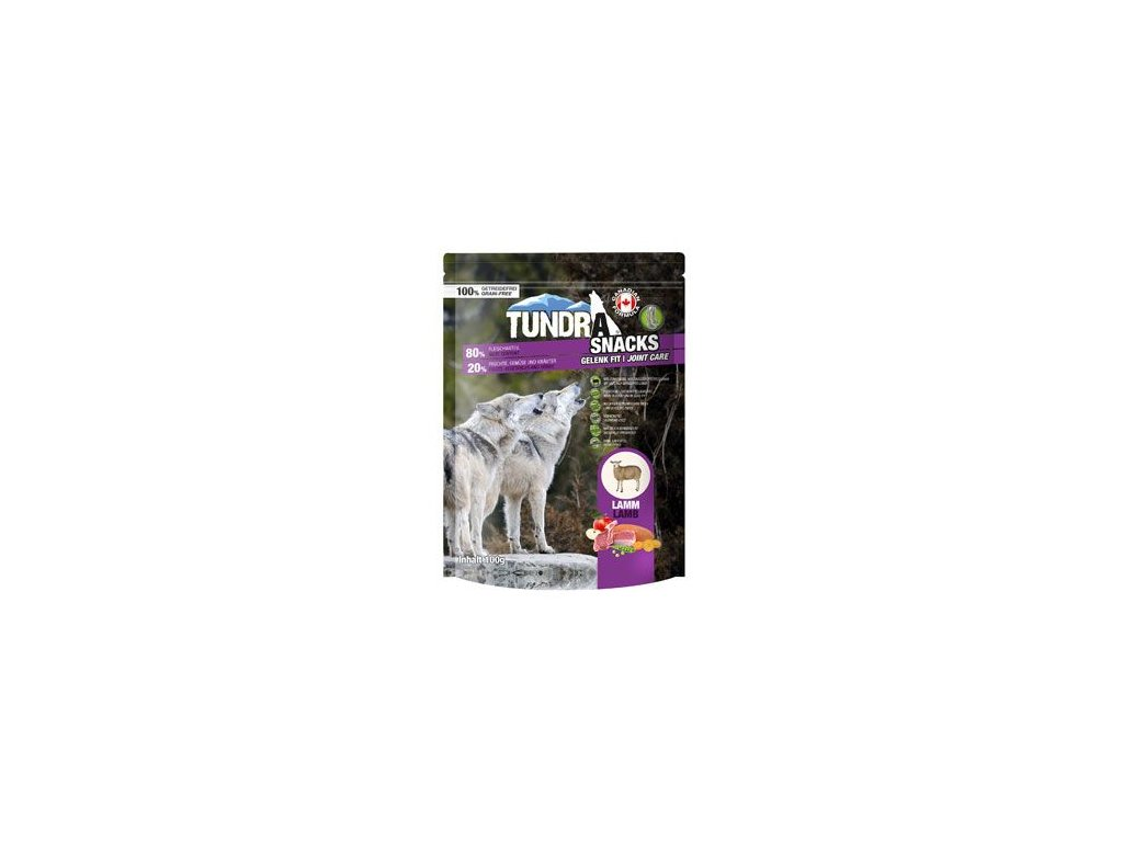 TUNDRA dog snack Lamb Joint fit 100g