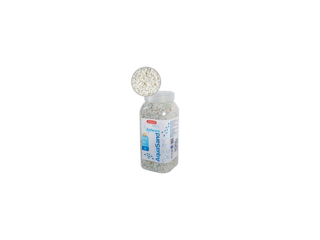 Písek akvarijní ASHEWA bílý 750ml Zolux
